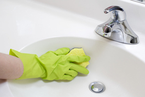 Green Fernie Hotel - cleaning products