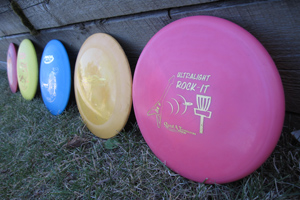 Things to do in Fernie - try a round of frisbee golf