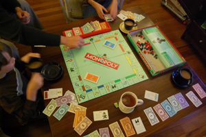 Things to do in Fernie - play a board game