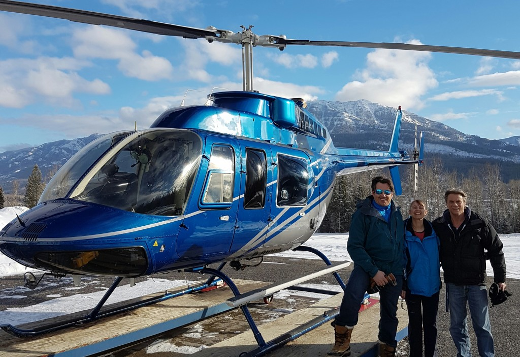 awesome heli tour