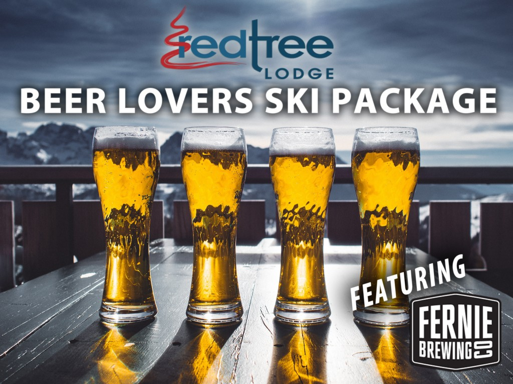 Beer Lovers Ski Package