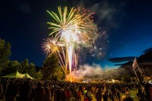 Celebrating Canada Day in Fernie