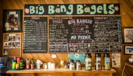Big Bang Menu