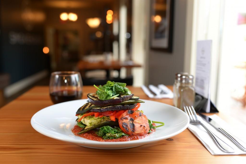 Fernie BC lodging Food - Smokehouse Ratatouille