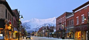 Downtown Fernie