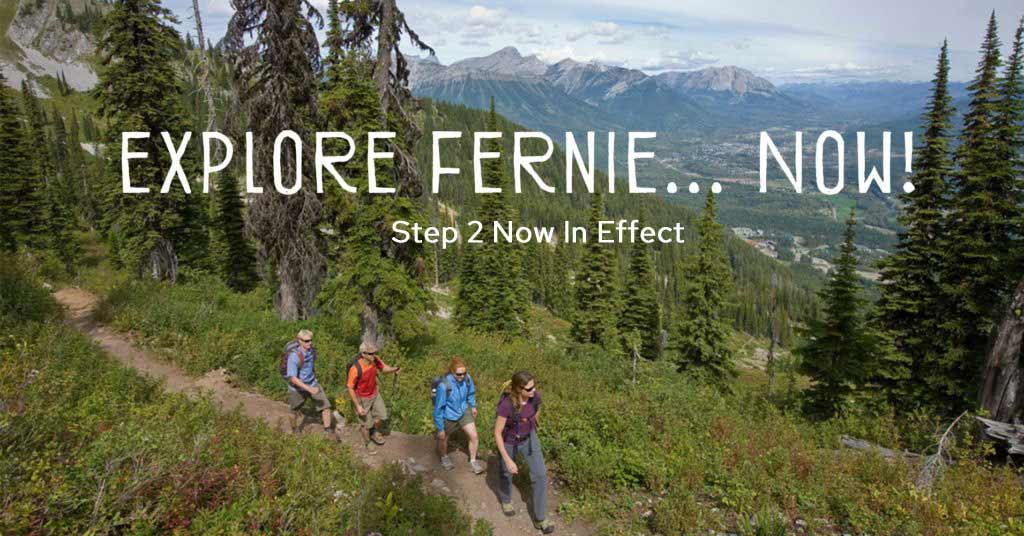 Explore Fernie Now