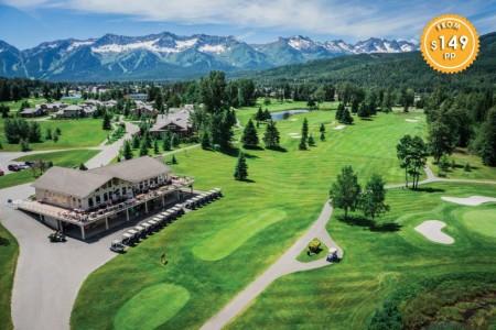 Fernie Golf Package