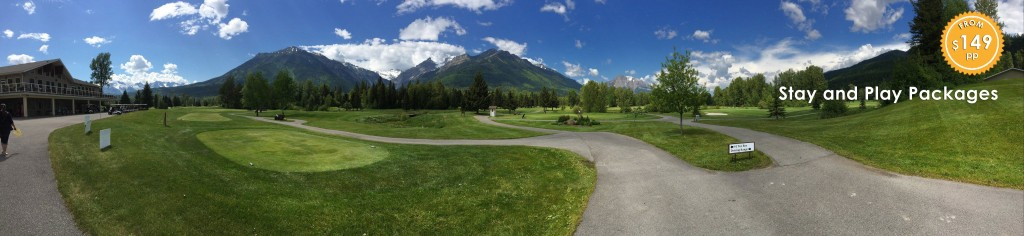 Fernie Hotel and Golf Package