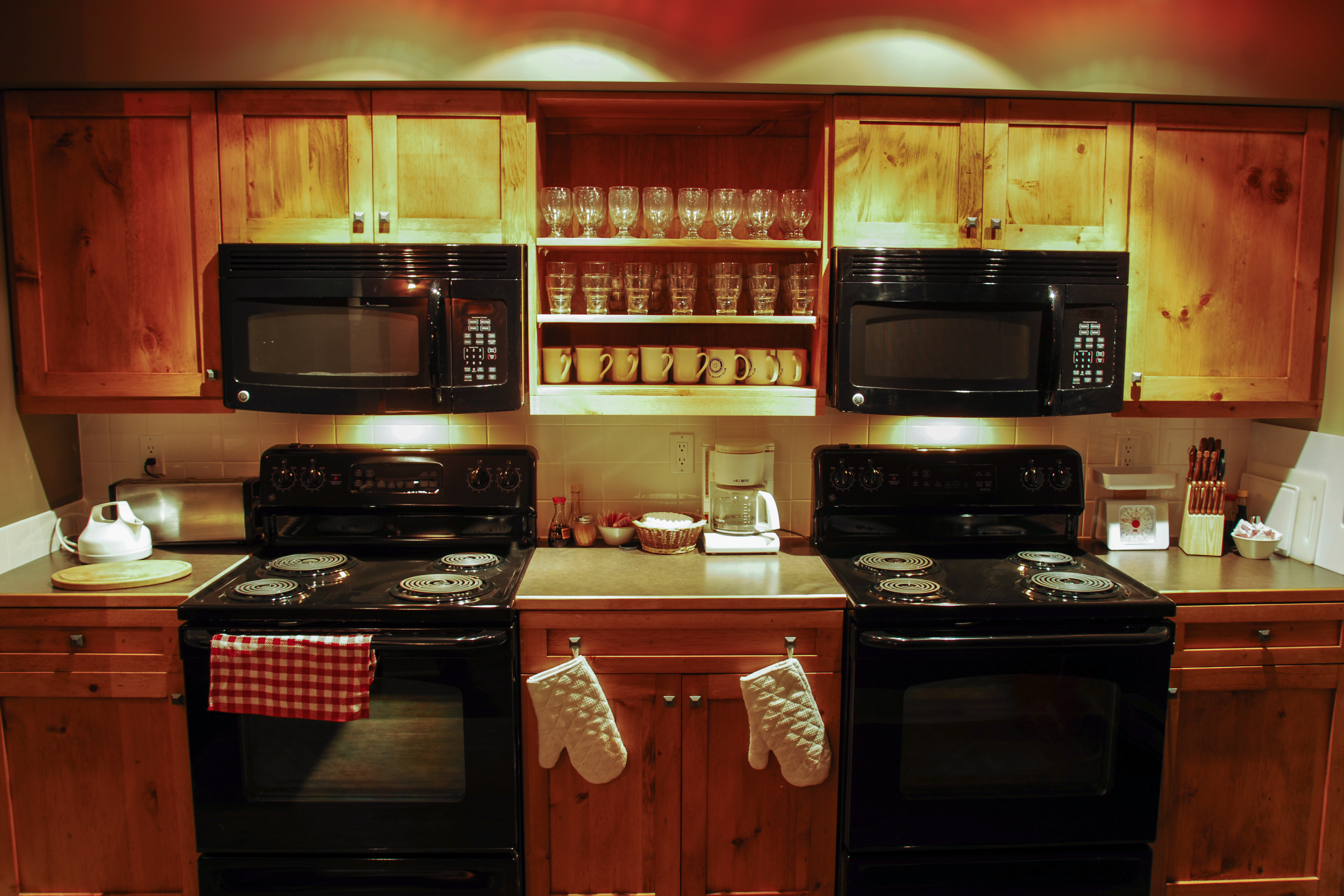 Better Than A Kitchenette   Fully Equiped Guest Kitchen