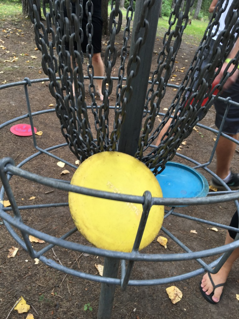 James White disc golf course