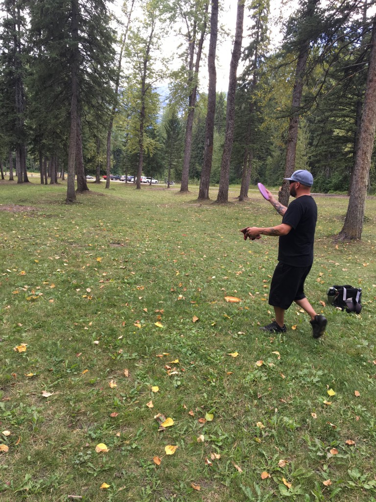 Fernie frolf course
