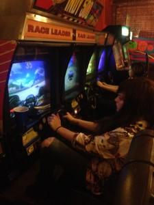 Arcade Night in Fernie