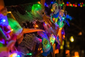 Festival of Lights at Fernie BC Hotels