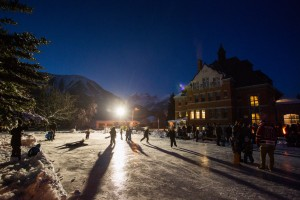 Light Up The Night from Fernie BC Hotels