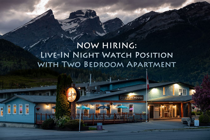 hiring night watch staff apartment