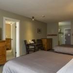 Hotel Room with 3 Queen Beds