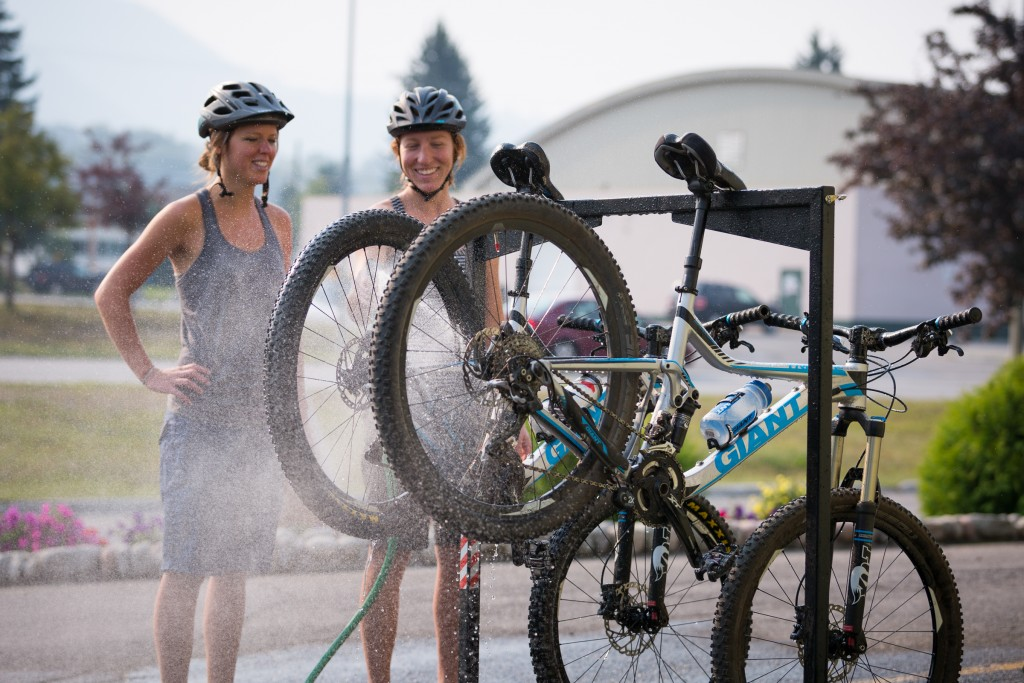 Fernie Bike Wash