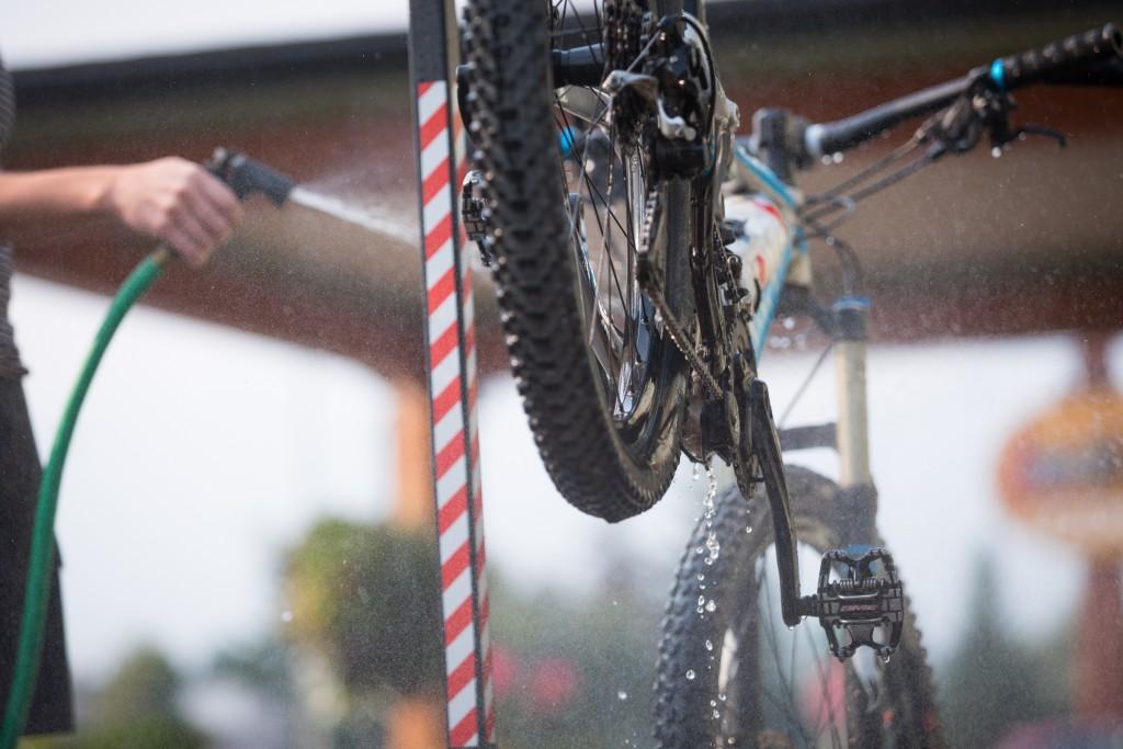Red Tree Bike Wash