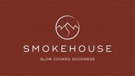 Smokehouse Restaurant Logo