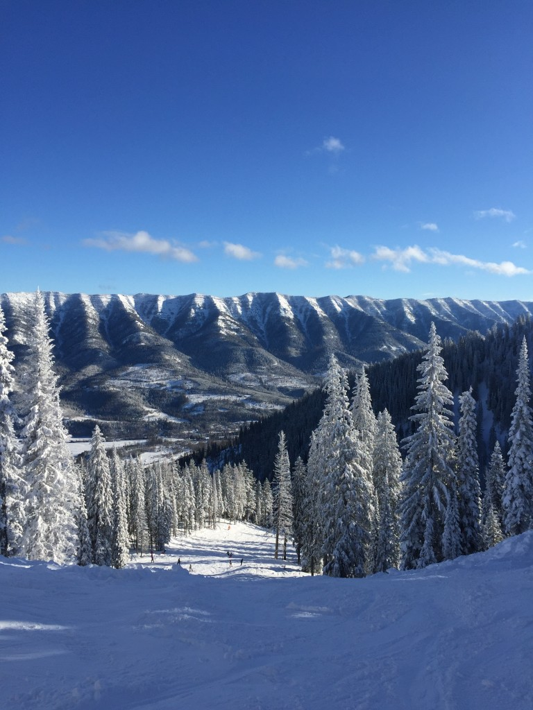 Winter in Fernie