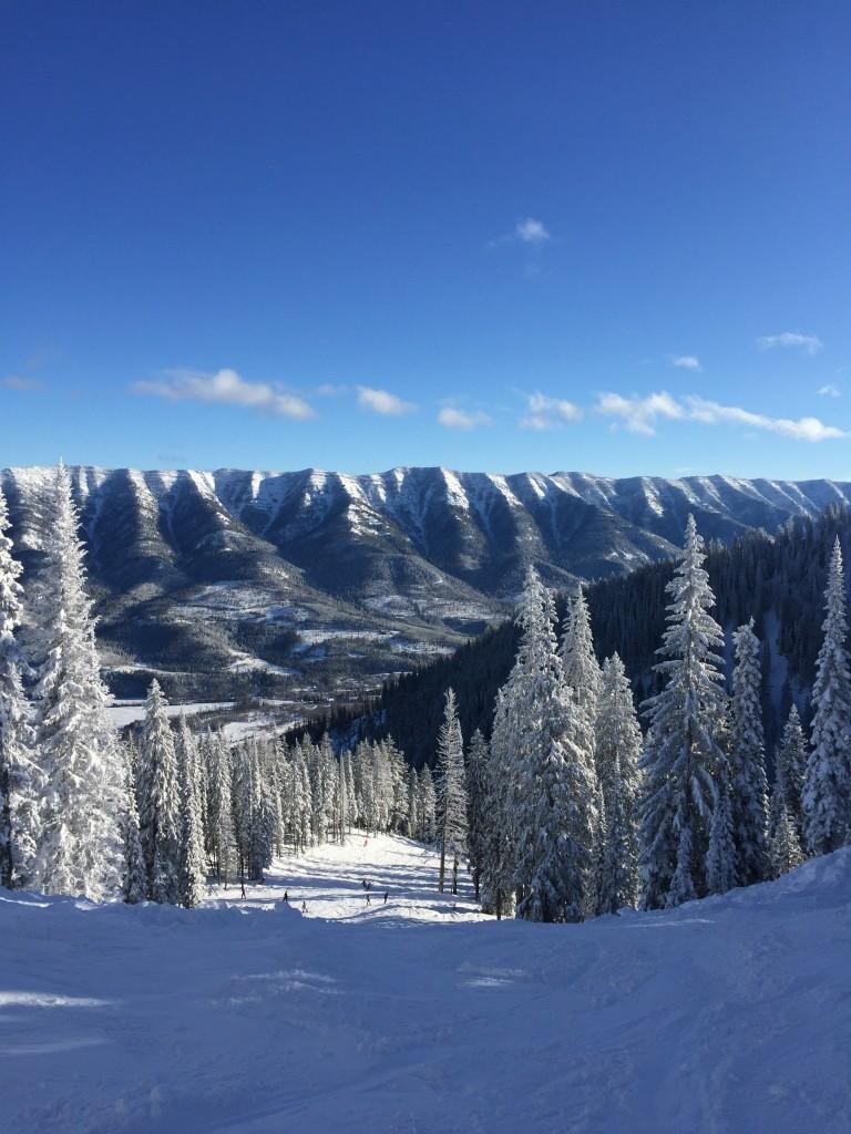 Winter in Fernie