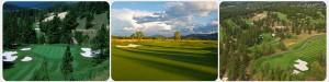 Bootleg Gap Golf Course