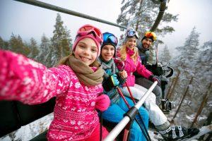 Family Day weekend ski in Fernie