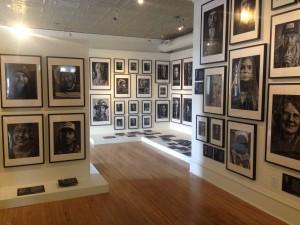 Fernie Museum Art Exhibit