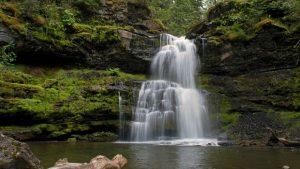 Matheson Falls Hike in Fernie BC