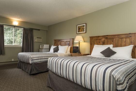 Fernie Hotel Room