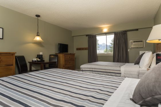 Standard Fernie Hotel Room