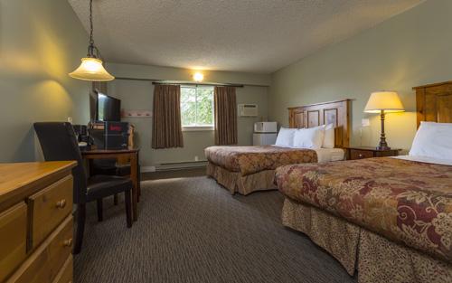Standard Fernie Hotel Rooms