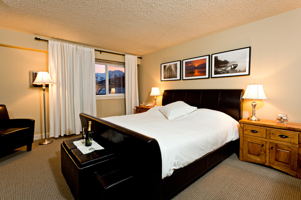 Mount Fernie Bridal Suite