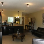 Mount Fernie Suite Living Room