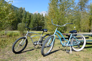 Things to do in Fernie - go for a bike ride
