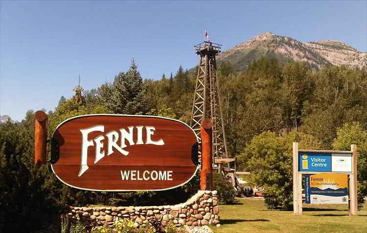 welcome to fernie